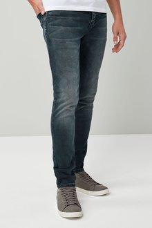 Next Chalk Skinny Fit Jeans