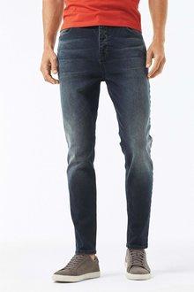 Next Chalk Straight Fit Jeans