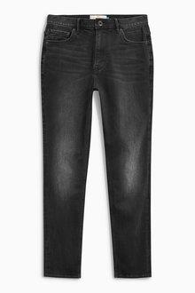 Next Washed Black Skinny Fit Jeans