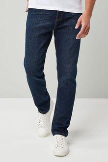 Next Dark Blue Slim Fit Jeans