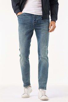 Next Light Blue Slim Fit Jeans