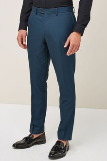 Next Skinny Fit Shawl Collar Tuxedo Suit: Trousers