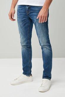 Next Twill Jeans - Skinny Fit