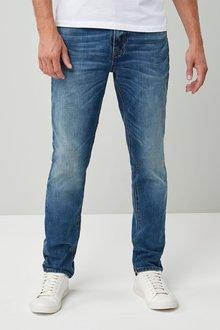 Next Twill Jeans - Slim Fit