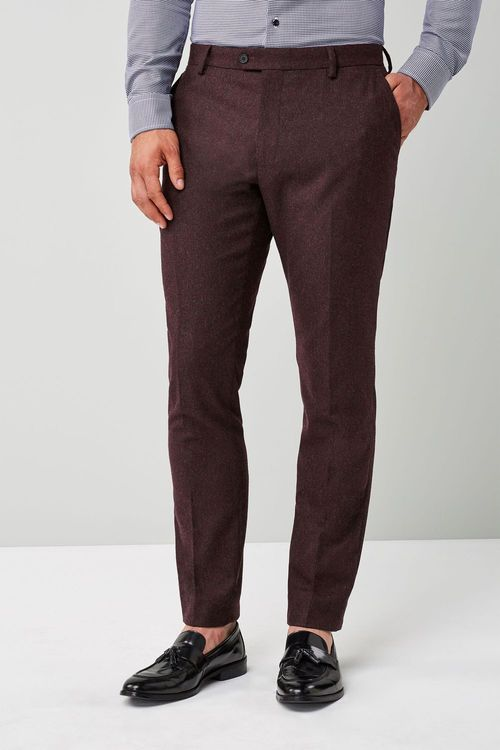 Next Suit: Trouser - Skinny Fit