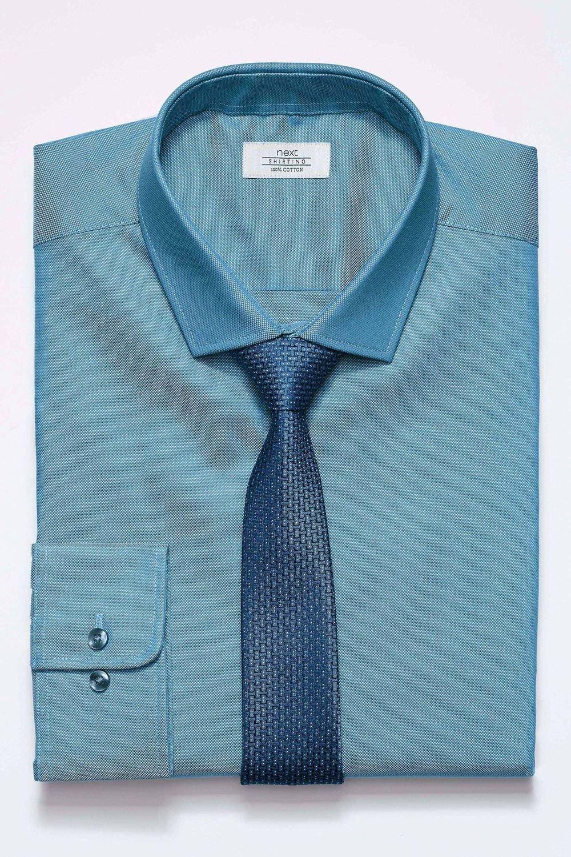 Next Tonic Shirt And Tie Set Slim Fit Single Cuff Online Shop Ezibuy