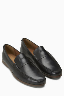 Next Saddle Loafers