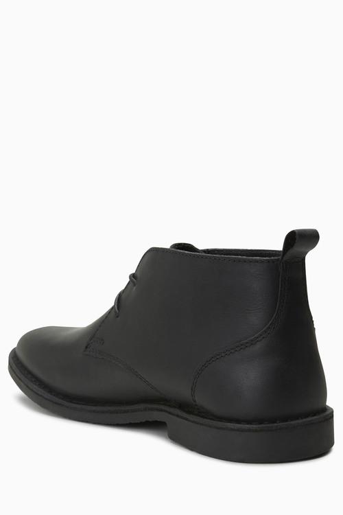 Next Leather Desert Boot