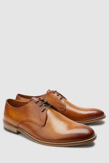 Next Contrast Sole Derby - 212021