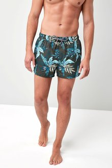 Next Floral Print Shorts