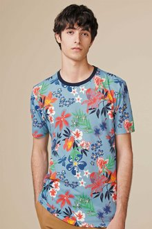 Next Floral Printed T-Shirt