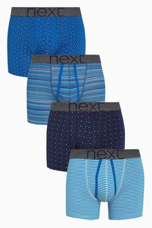 Next Fashion Mixed A-Fronts Four Pack
