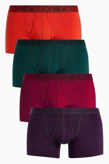 Next Opulent Colour A-Fronts Four Pack