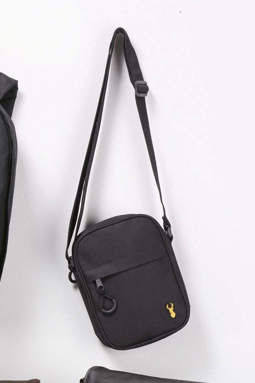 Next Stag Badge Cross Body Bag