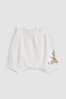 Next Embroidered Blouse And Bloomer Set (0mths-2yrs)