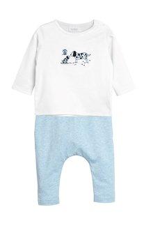 Next Dog T-Shirt And Blue Leggings Set (0mths-2yrs)