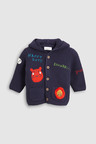 Next Embroidered Character Cardigan (0mths-2yrs)