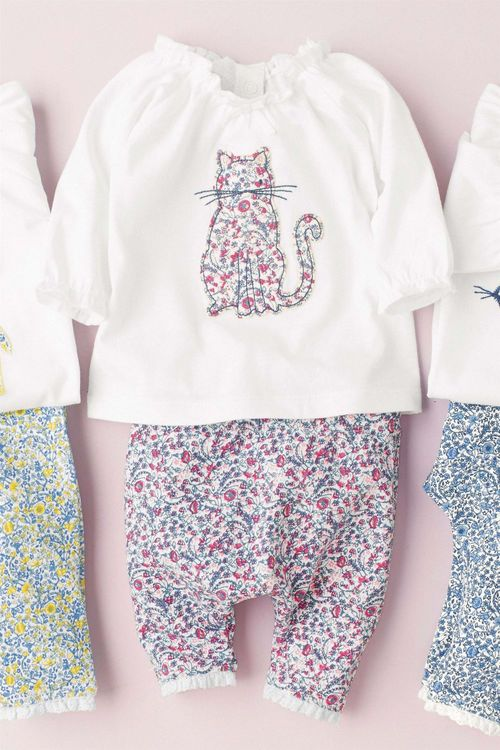 Next Ditsy Print Leggings Set (0mths-2yrs)