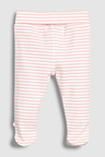 Next Bodysuit, Footed Leggings And Hat Set (0-9mths)