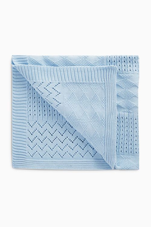 Next Knit Blanket (Newborn)