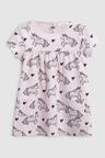 Next Unicorn Print Dress (0mths-2yrs)