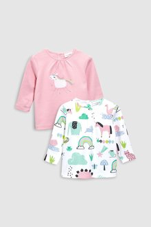 Next Character T-Shirts Two Pack (0mths-2yrs)