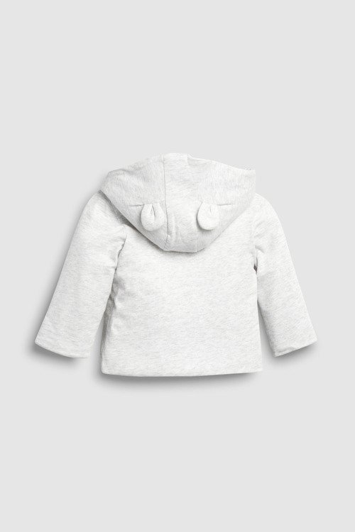 Next Jersey Crossover Jacket (0mths-2yrs)