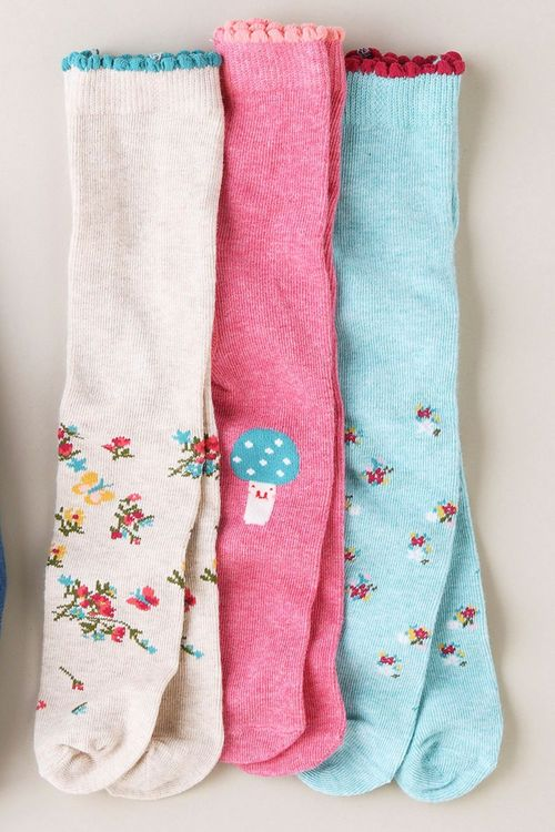 Next Tights Three Pack (0mths-2yrs)