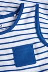 Next Stripe Vests Three Pack (0mths-2yrs)