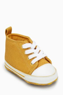 Next Pram Lace-Up Boots (Younger)