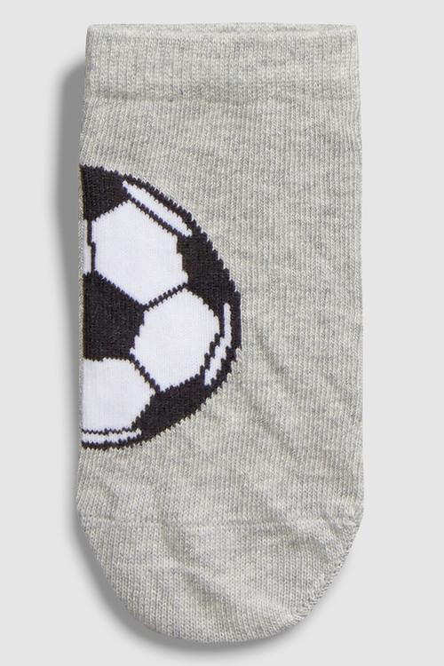 Next Football Socks Five Pack (Older)