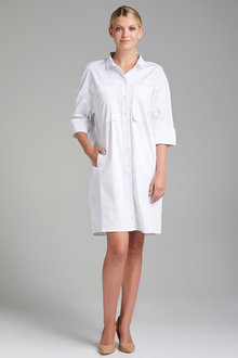 Grace Hill Pocket Detail Shirt Dress - 212402