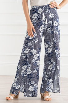 Grace Hill Wrap Pant - 212418