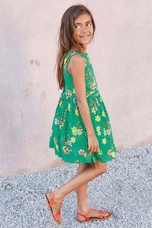 Next Floral Print Dress (3-16yrs)