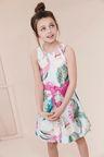 Next Lily Print Prom Dress (3-16yrs)