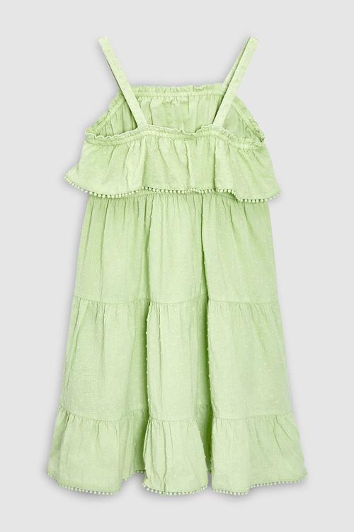 Next Tier Dress (3-16yrs)