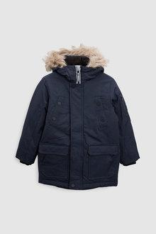 Next Parka Jacket (3-16yrs)