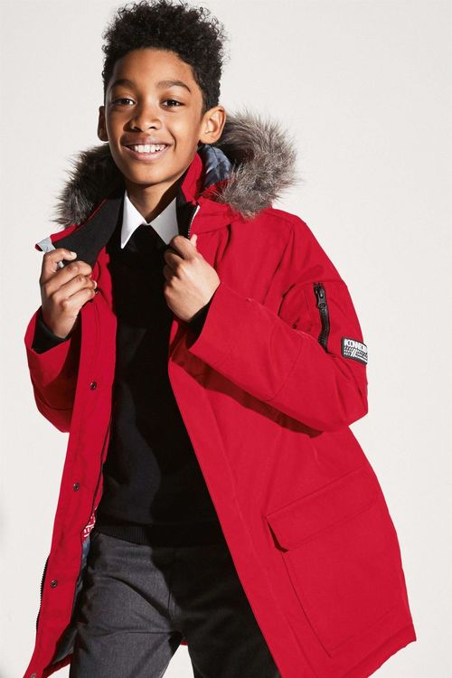Next Parka Jacket (3-16yrs)