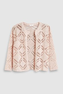 Next Crochet Cardigan (3-16yrs)