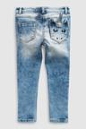 Next Skinny Jeans With Unicorn Detail (3-16yrs)