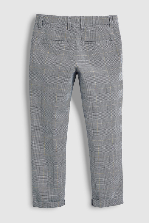 Next Check Chino Trousers (3-16yrs)