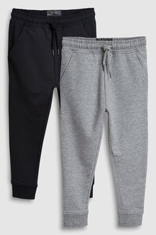 Next Spray-On Joggers Two Pack (3-16yrs)