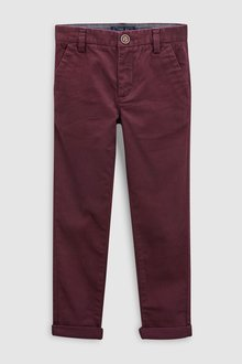 Next Plum Chinos (3-16yrs) - 212587