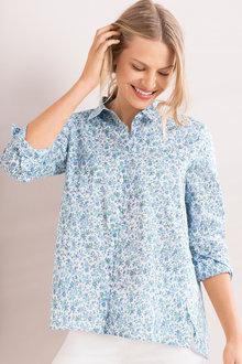Capture Voile Romantic Shirt - 212591
