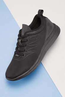 7feef5213877 Next Elastic Lace Trainers (Older)