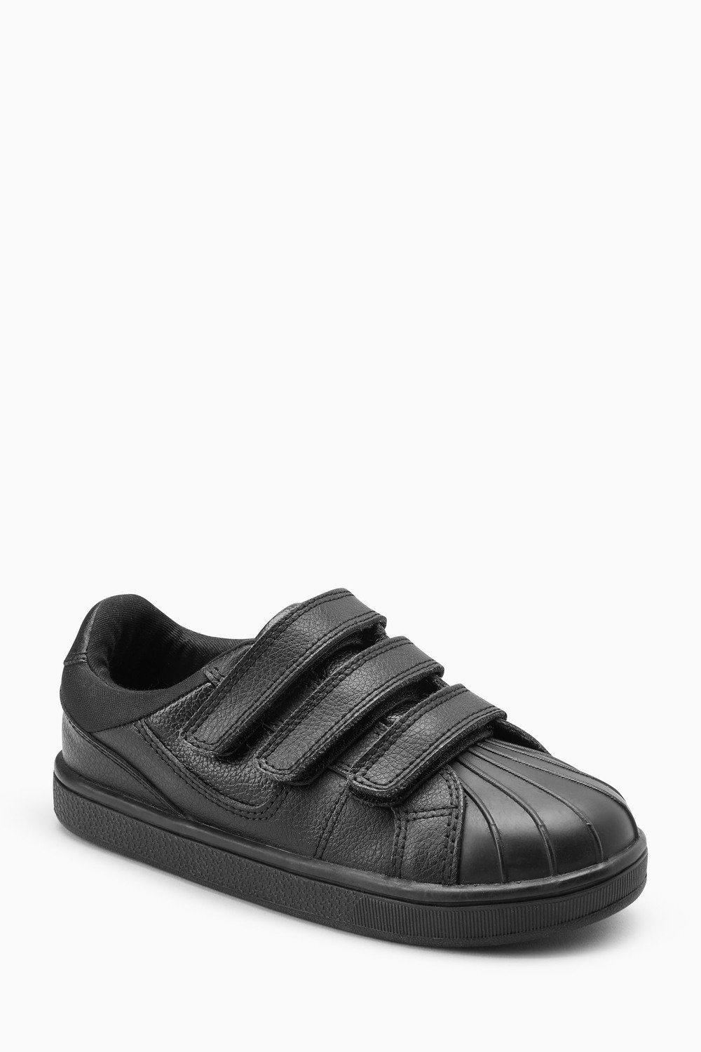 d9f2562269fa Next Triple Strap Leather Trainers (Older) Online
