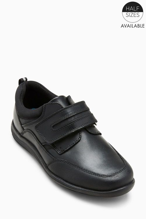 Next Single Strap Leather Shoes (Older) - Standard