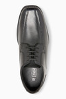 Next Leather Tramline Lace-Up Shoes (Older)