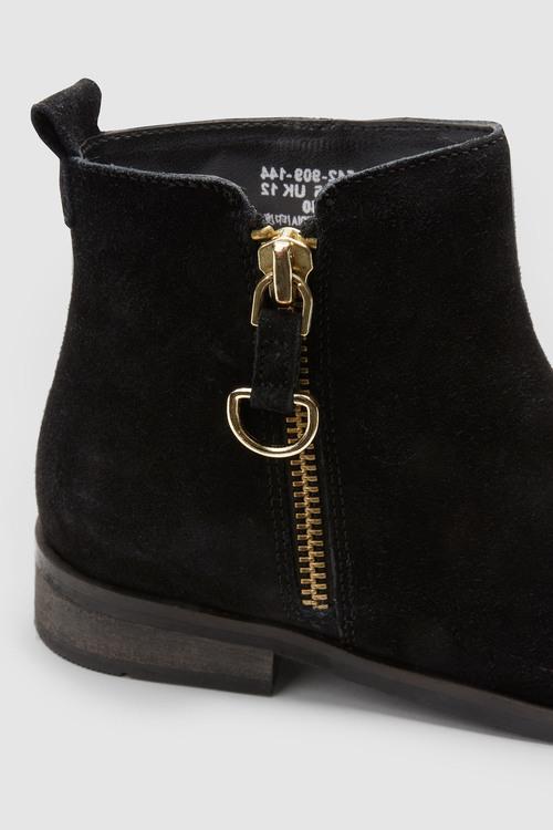Next Zip Chelsea Boots (Older)