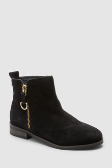 Next Zip Chelsea Boots (Older) - 212672